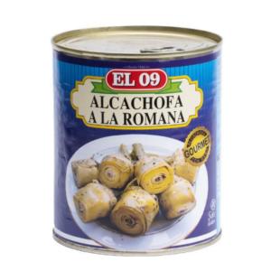 Alcachofa a la romana
