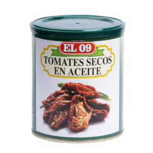 Tomate seco aceite